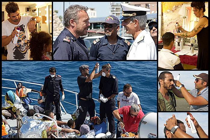 Lampedusa fiction