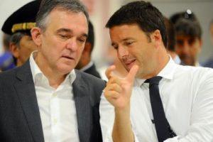 Enrico Rossi-Matteo Renzi