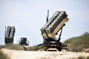caccia israeliano abbatuto sul golan