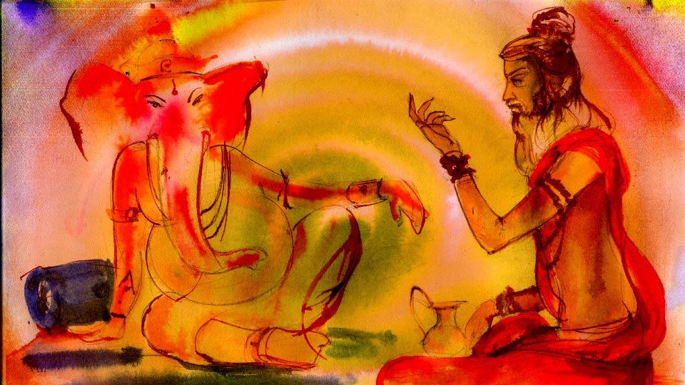veda-vyasa-ganesha