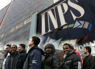 immigrati pensioni inps
