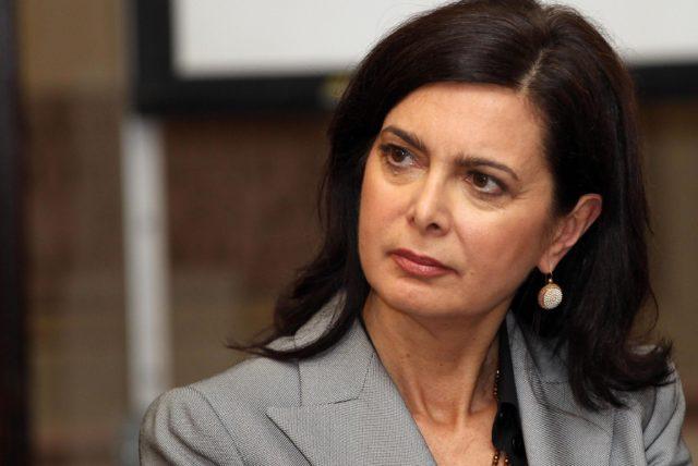 Discorso Camera Boldrini : Discorso della presidente della camera laura boldrini a marcinelle «