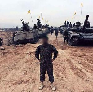 I carri armati di Hezbollah