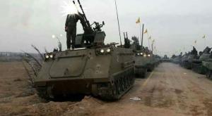 carri armati hezbollah