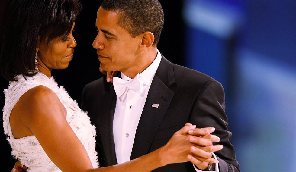 coniugi Obama