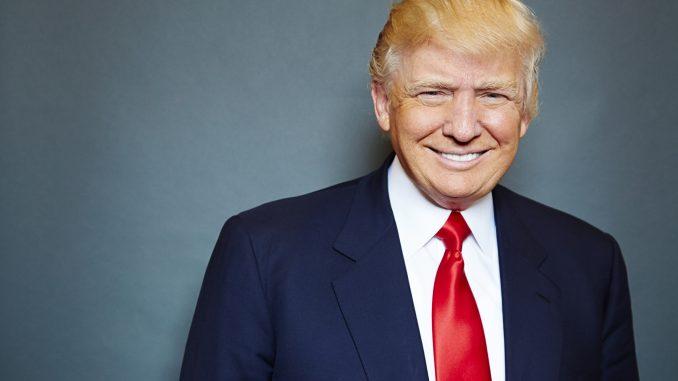 Trump rinuncia stipendio