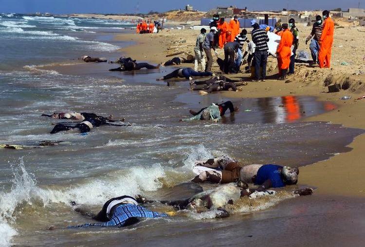 4000 morti in mare