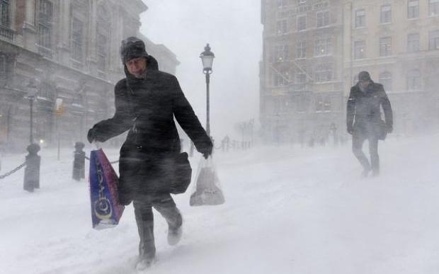 stoccolma neve donne
