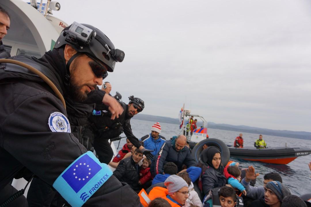 Frontex richiedenti asilo terrorismo
