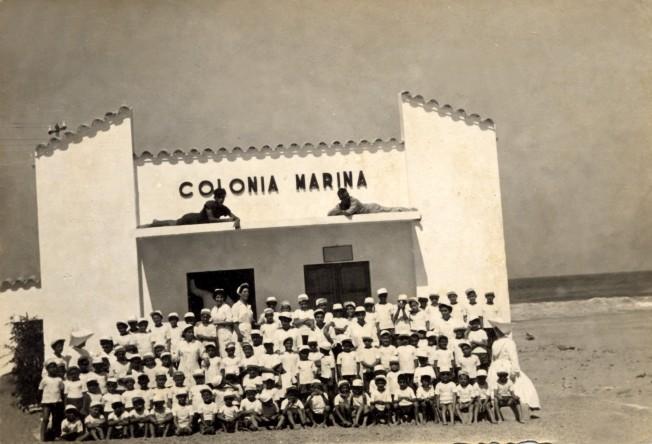 colonie fasciste