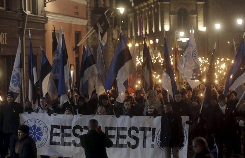 nazionalisti estoni