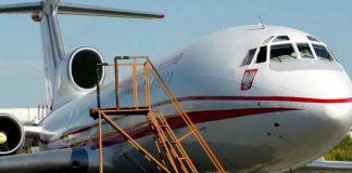aereo russo Mar Nero
