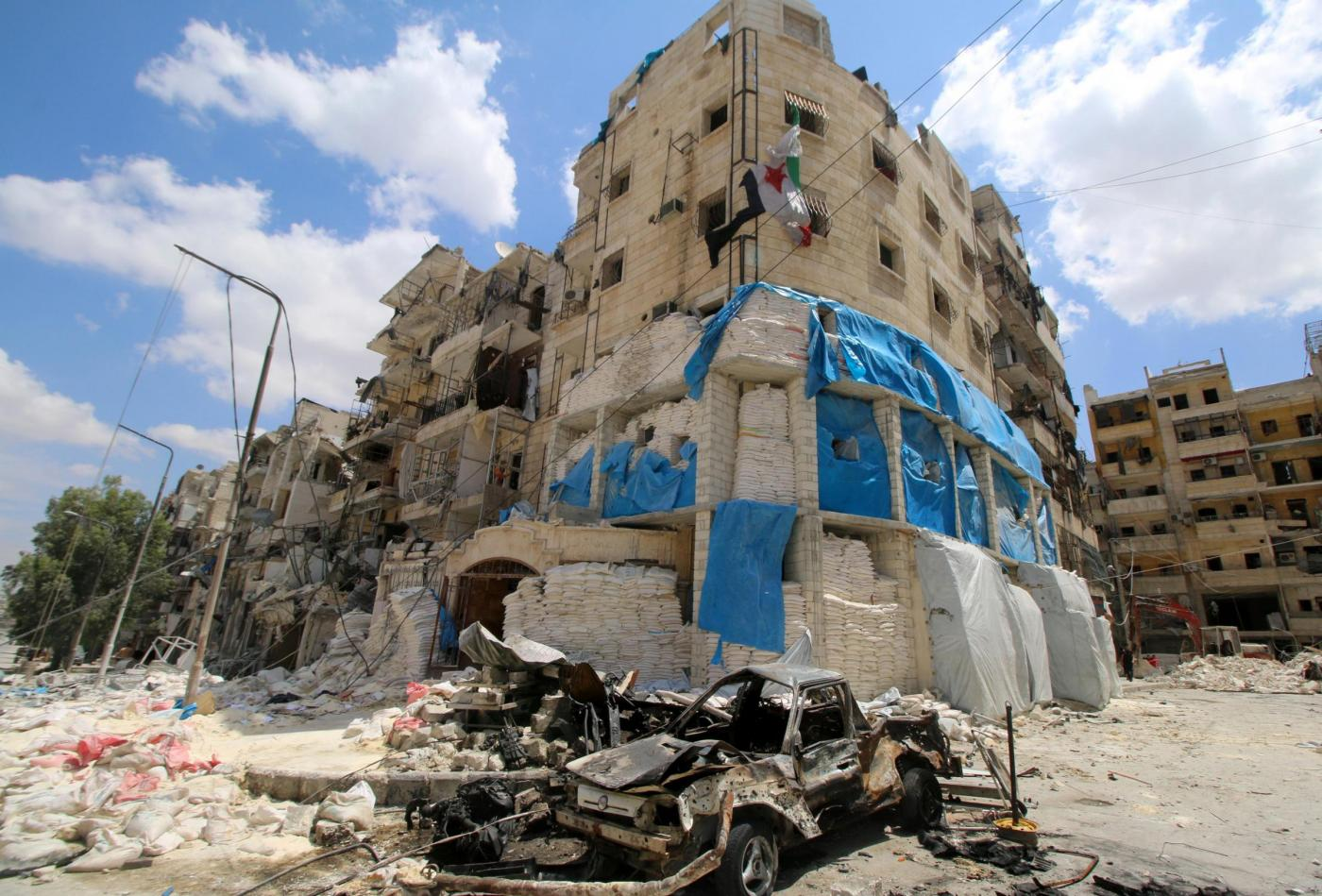 bugie sulla Siria