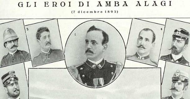 Toselli storia coloniale italiana