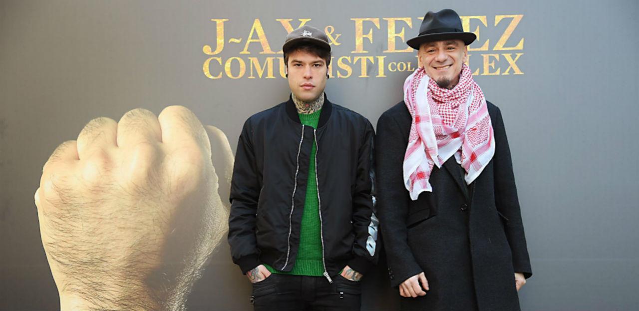 J-Ax e Fedez lanciano il loro primo album insieme e citano ...