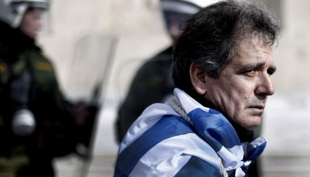 Grecia - austerità suicidi
