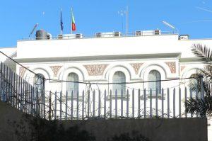 ambasciata Tripoli Libia