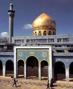 Mausoleo di Sayyida Zaynab a Damasco
