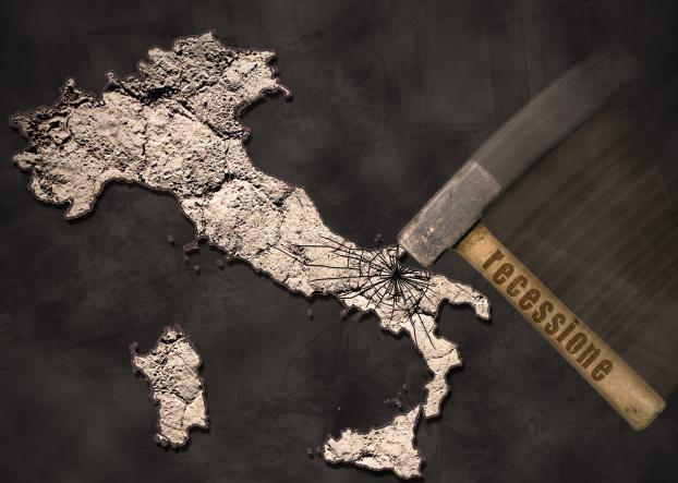 italia recessione coronavirus