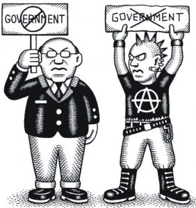 liberalismo anarchia