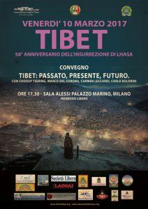 free tibet milano