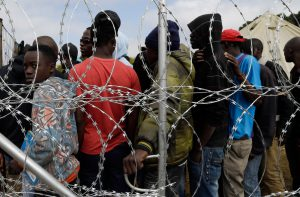 immigrazione in Sudafrica