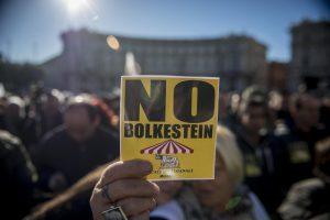 no Bolkestein ambulanti Roma