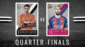Juve Barcellona