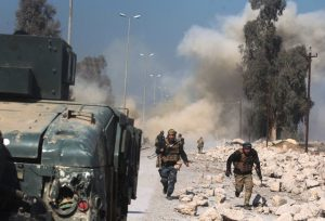 guerra contro l'Isis