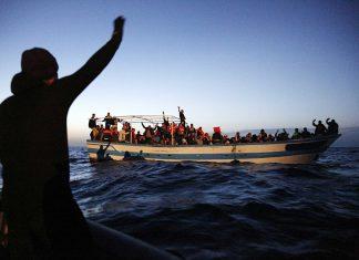 barconi dalla Libia