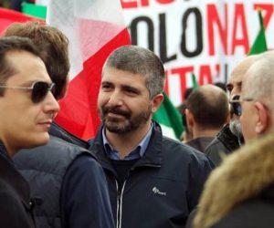 Simone Di Stefano Prima gli italiani