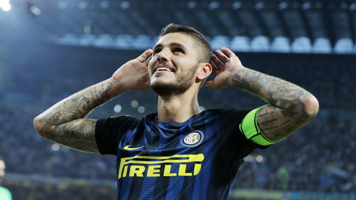 questione Icardi libro tifosi dell'Inter