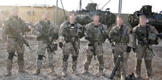 Trump esercito Usa a Raqqa