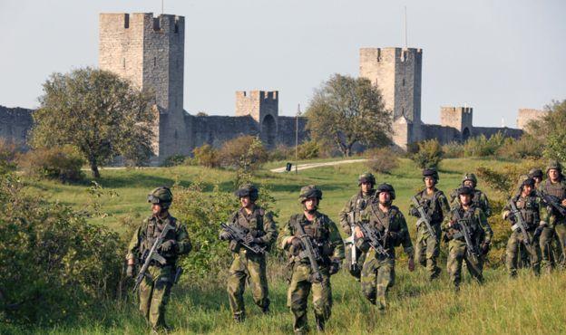 Svezia vuole rimettere leva obbligatoria