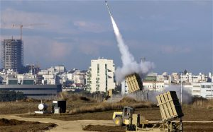 Arrow-3 in azione in israele