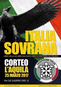CasaPound Italia Sovrana