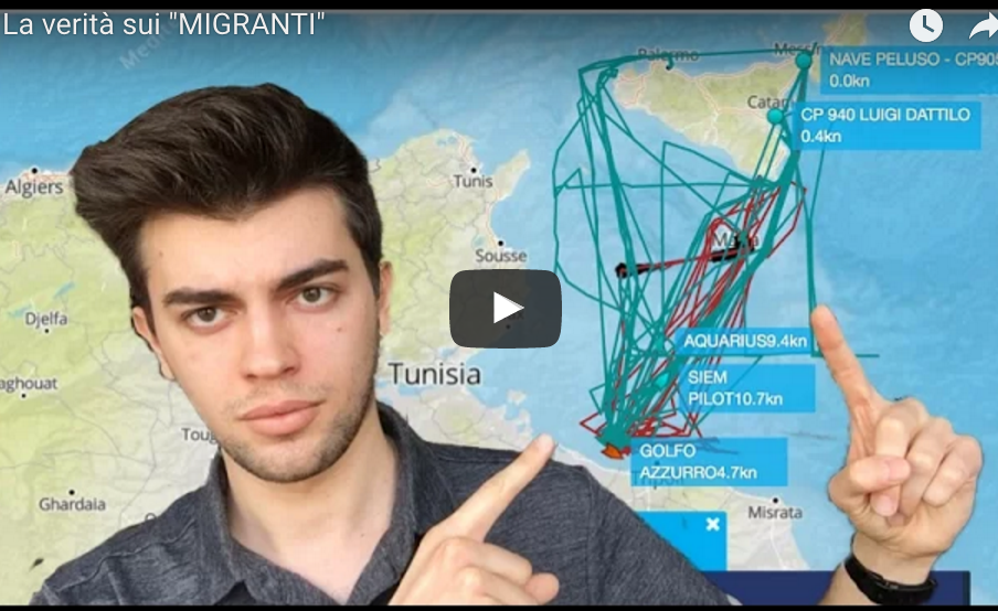 fake news immigrazione video