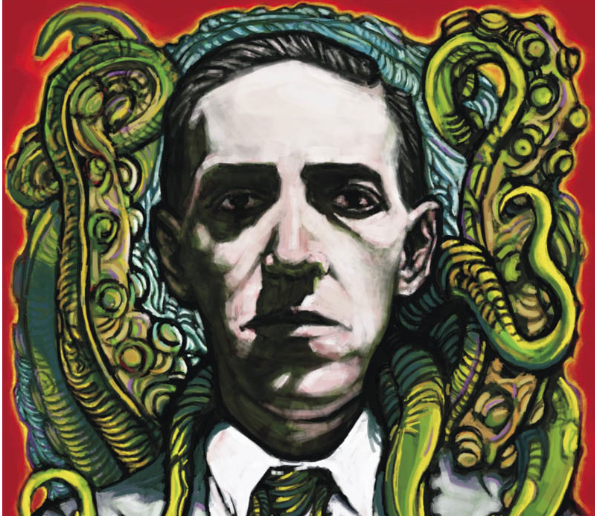 Lovecraft 80 anni morte Chtulhu