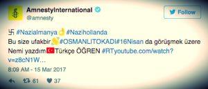 Erdogan hackera twitter