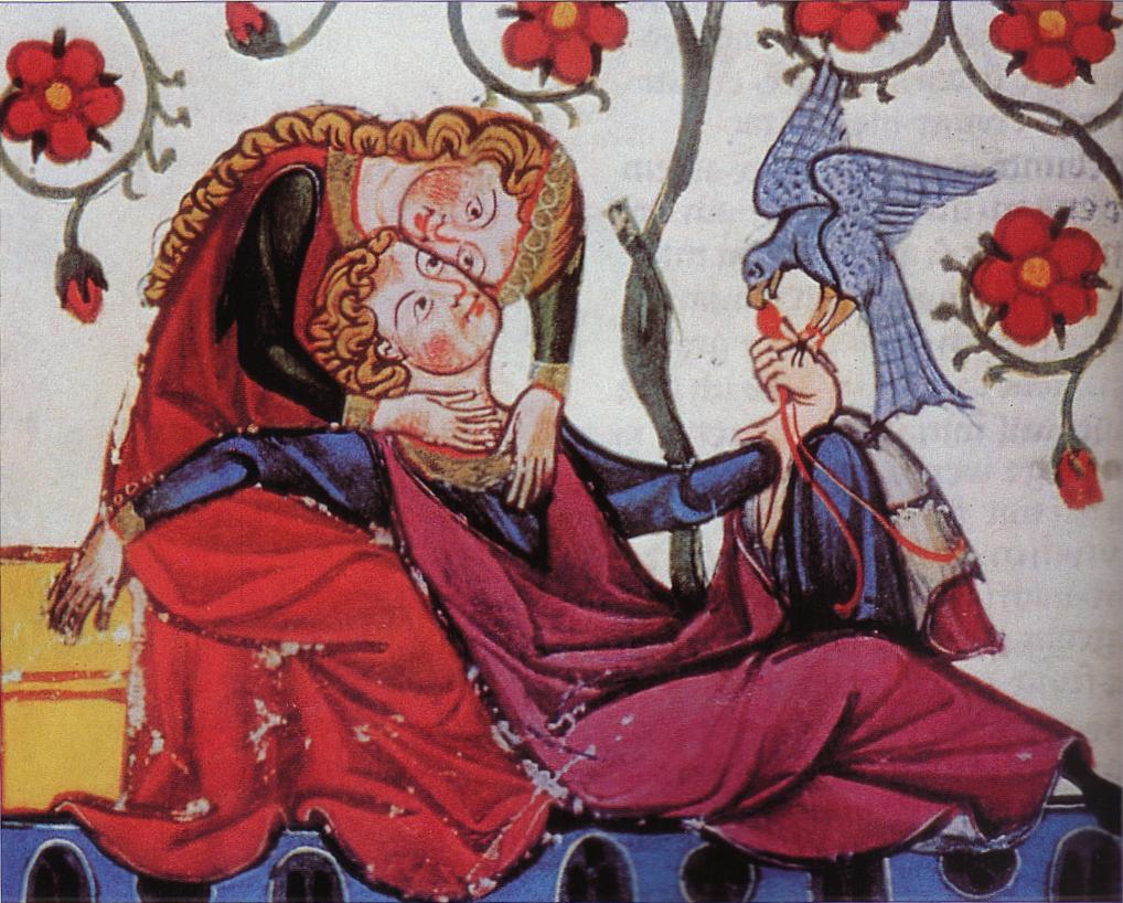 sovransentimentalismo letteratura medievale