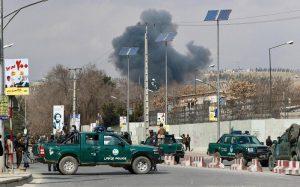 attentato Isis ospedale militare di Kabul