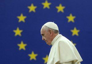 Ue papa Bergoglio