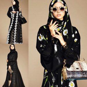 hijab Dolce & Gabbana