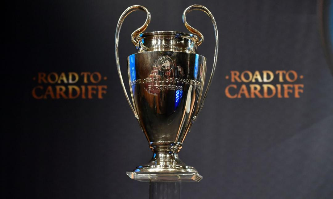 rankinf Uefa Champions League