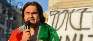 Movimento 9 dicembre forconi danilo calvani mandato di arresto
