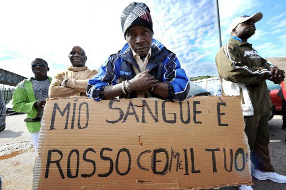 Treviso Bresciano dice no ai profughi