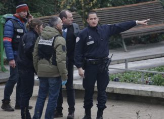 terrorismo islamico Francia Allah Akbar