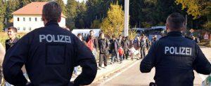 austria polizia immigrati