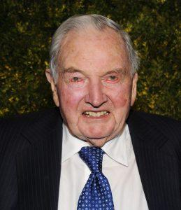 Chi era David Rockefeller
