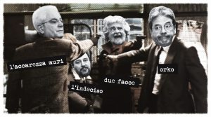 italian standoff stallo
